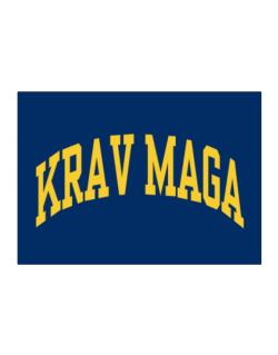 Krav Maga Athletic Dept Sticker