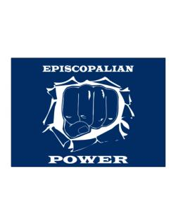 Episcopalian Power Sticker