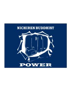 Nichiren Buddhist Power Sticker