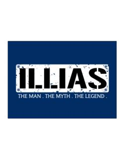 Illias : The Man - The Myth - The Legend Sticker