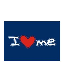 I love me Sticker