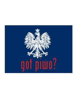 Got Piwo? Sticker