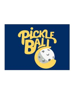Pickleball Sticker