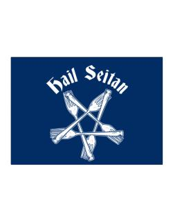 Hail Seitan Sticker