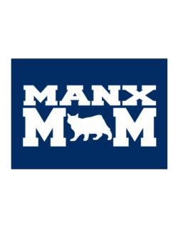 Manx mom Sticker