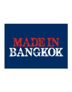 Made in Bangkok Sticker