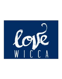 Love Wicca 2 Sticker