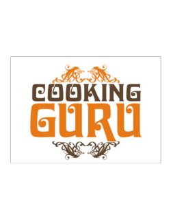 Cooking Guru Sticker