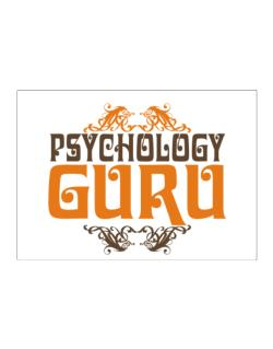 Psychology Guru Sticker