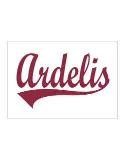 Ardelis Sticker