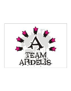 Team Ardelis - Initial Sticker