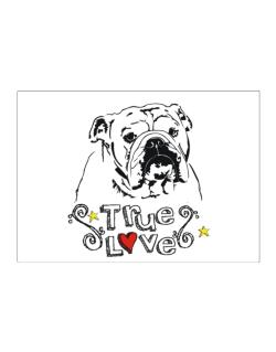 American Bulldog True Love Sticker