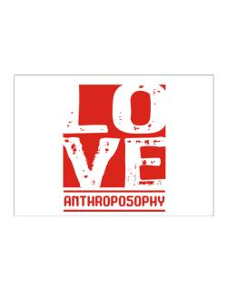 Love Anthroposophy Sticker