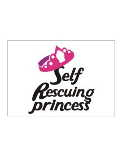 Self Rescuing Princess  Sticker