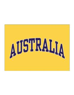 Australia - Simple Sticker