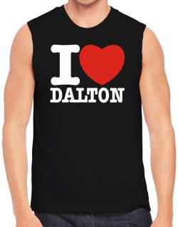 I Love Dalton Sleeveless