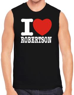 I Love Robertson Sleeveless