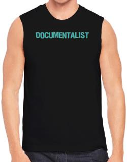 Documentalist Sleeveless