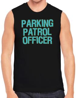 Parking Patrol Officer Sleeveless