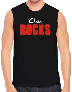 Clem Rocks Sleeveless