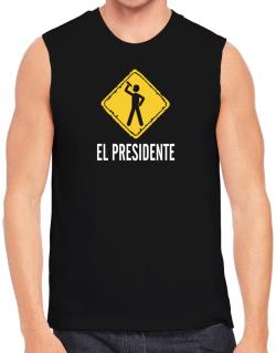 El Presidente Sleeveless