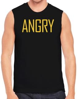 Angry - Simple Sleeveless
