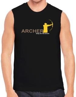 Archery - Only For The Brave Sleeveless