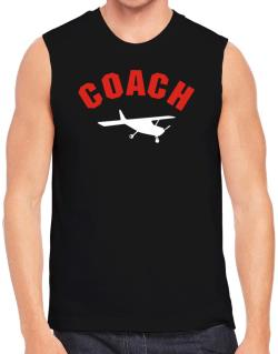 """ Aerobatics COACH "" Sleeveless"