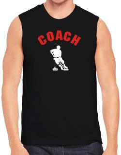 Curling Coach Sleeveless