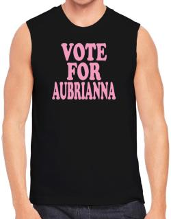 Vote For Aubrianna Sleeveless