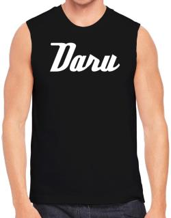 Daru Sleeveless