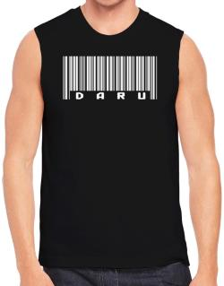 Daru - Barcode Sleeveless