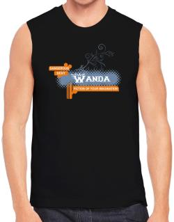 Wanda - Fiction Of Your Imagination Sleeveless