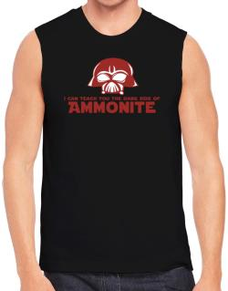 I Can Teach You The Dark Side Of Ammonite Sleeveless