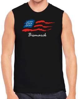 Bismarck - Us Flag Sleeveless