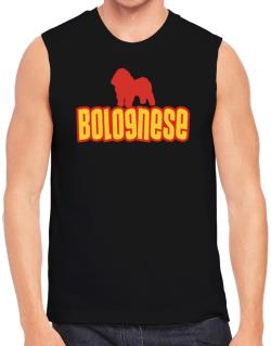 Breed Color Bolognese Sleeveless