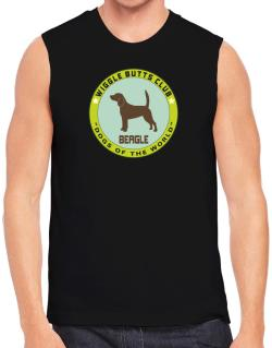 Beagle - Wiggle Butts Club Sleeveless