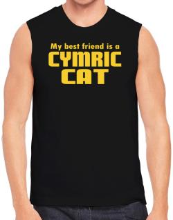 My Best Friend Is A Cymric Sleeveless