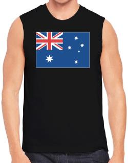 Australia Flag Sleeveless