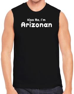 Kiss Me, I Am Arizonan Sleeveless