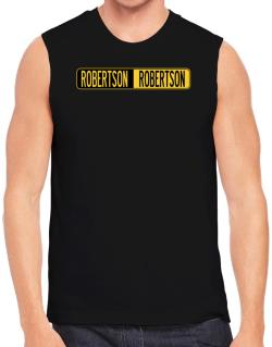 Negative Robertson Sleeveless