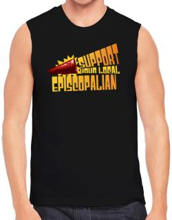 Support Your Local Episcopalian Sleeveless