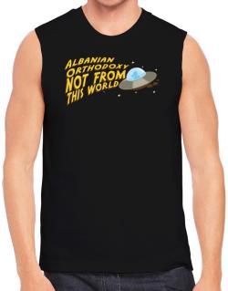 Albanian Orthodoxy Not From This World Sleeveless
