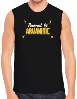 Powered By Arvanitic Sleeveless