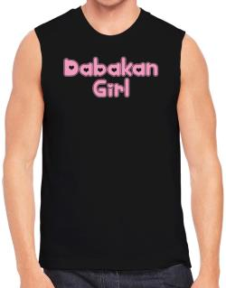 Dabakan Girl Sleeveless