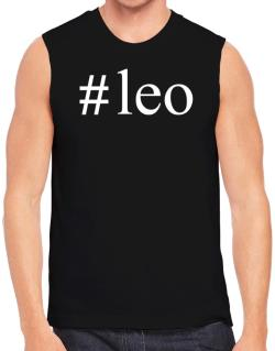 #Leo - Hashtag Sleeveless