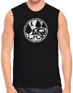 Travel trailer camping Sleeveless
