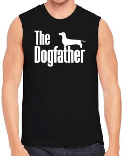 The dogfather Dachshund Sleeveless