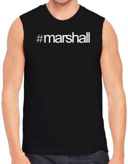 Hashtag Marshall Sleeveless