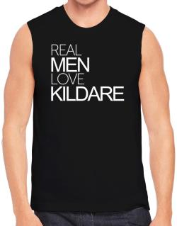 Real men love Kildare Sleeveless